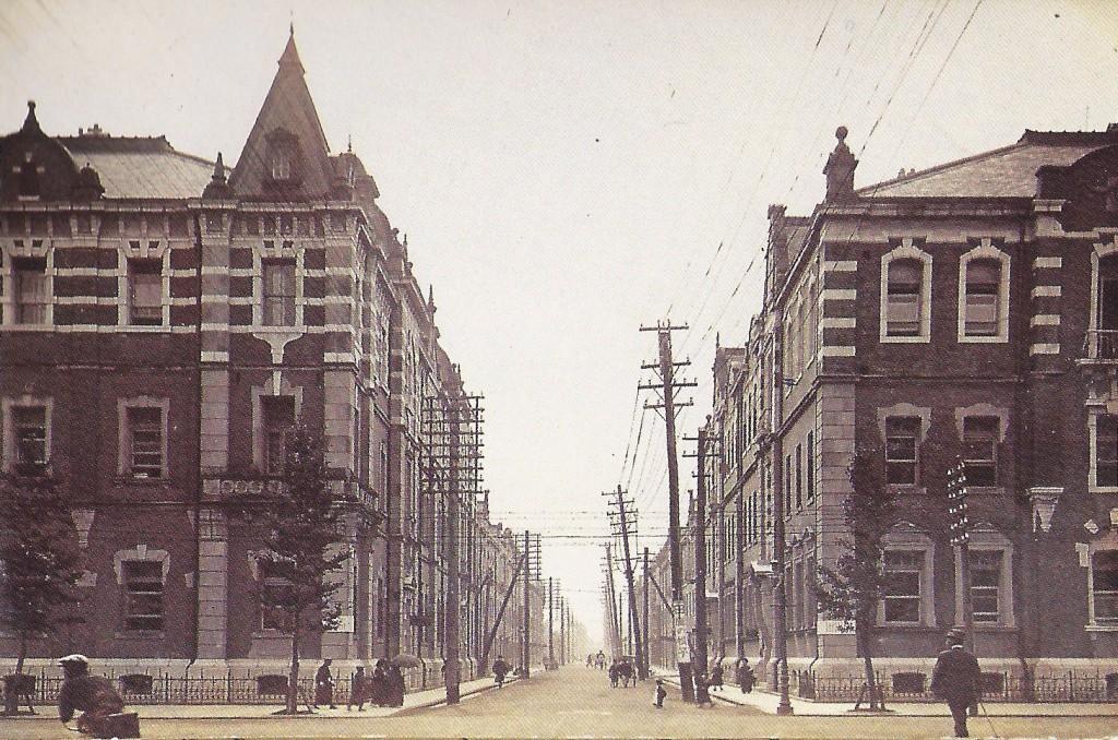 昔の一丁ロンドン