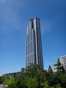 大阪南港のWTC