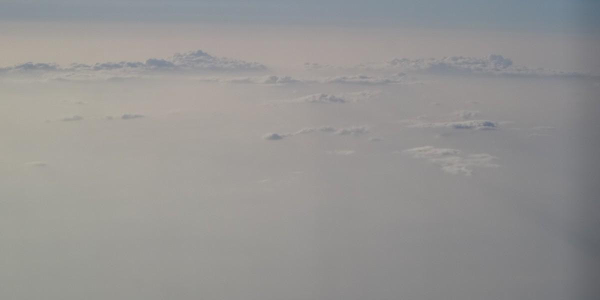 天界のような風景