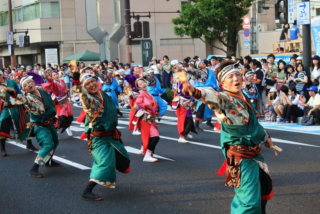 市役所筋パレード