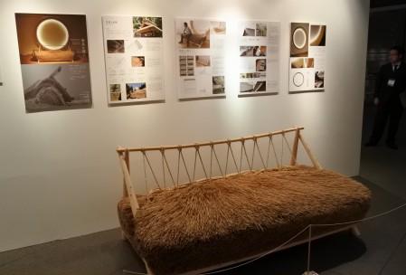 水野誠一賞 「家具を葺く」(望月和也/東京芸術大学)