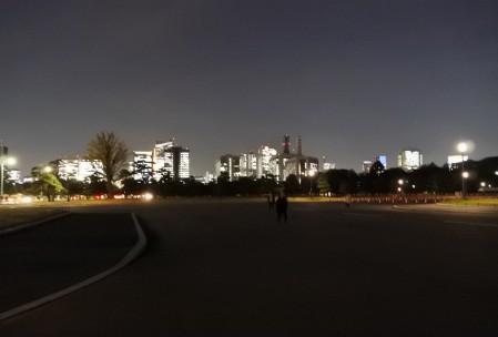 皇居外苑の日比谷公園