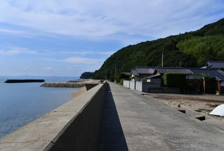 40年前から変わらない島の風景